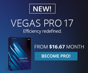 Download VEGAS Pro