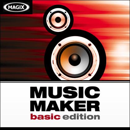 MAGIX Music Maker Basic Edition