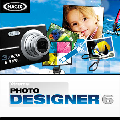 MAGIX Xtreme Photo Designer