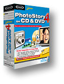 MAGIX PhotoStory on CD & DVD