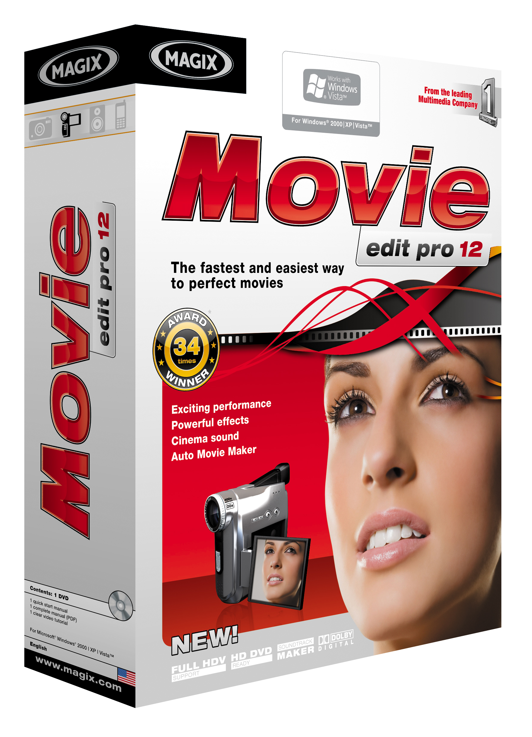 MAGIX Movie Edit Pro 12