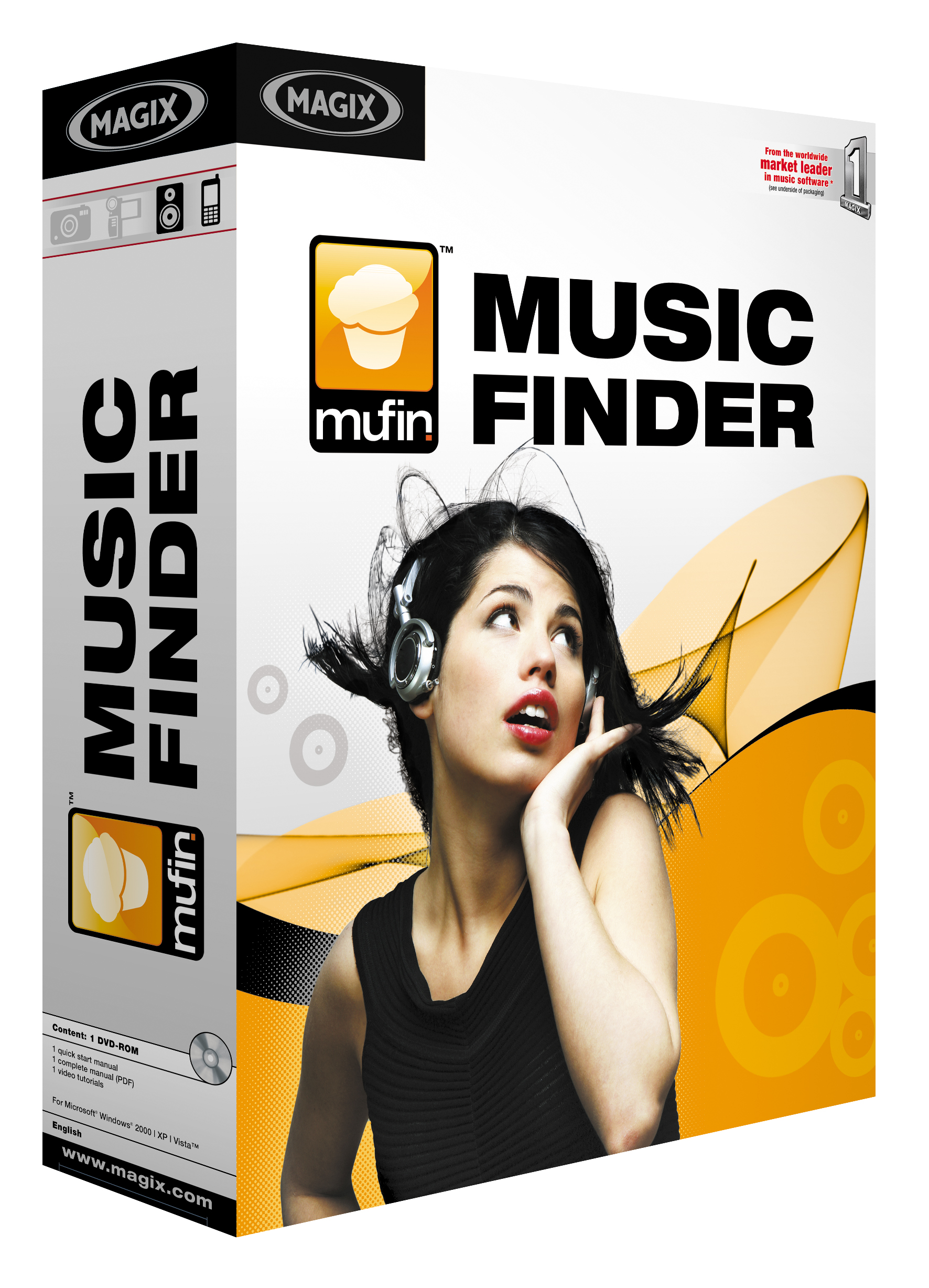 Mufin Music Finder 1.0