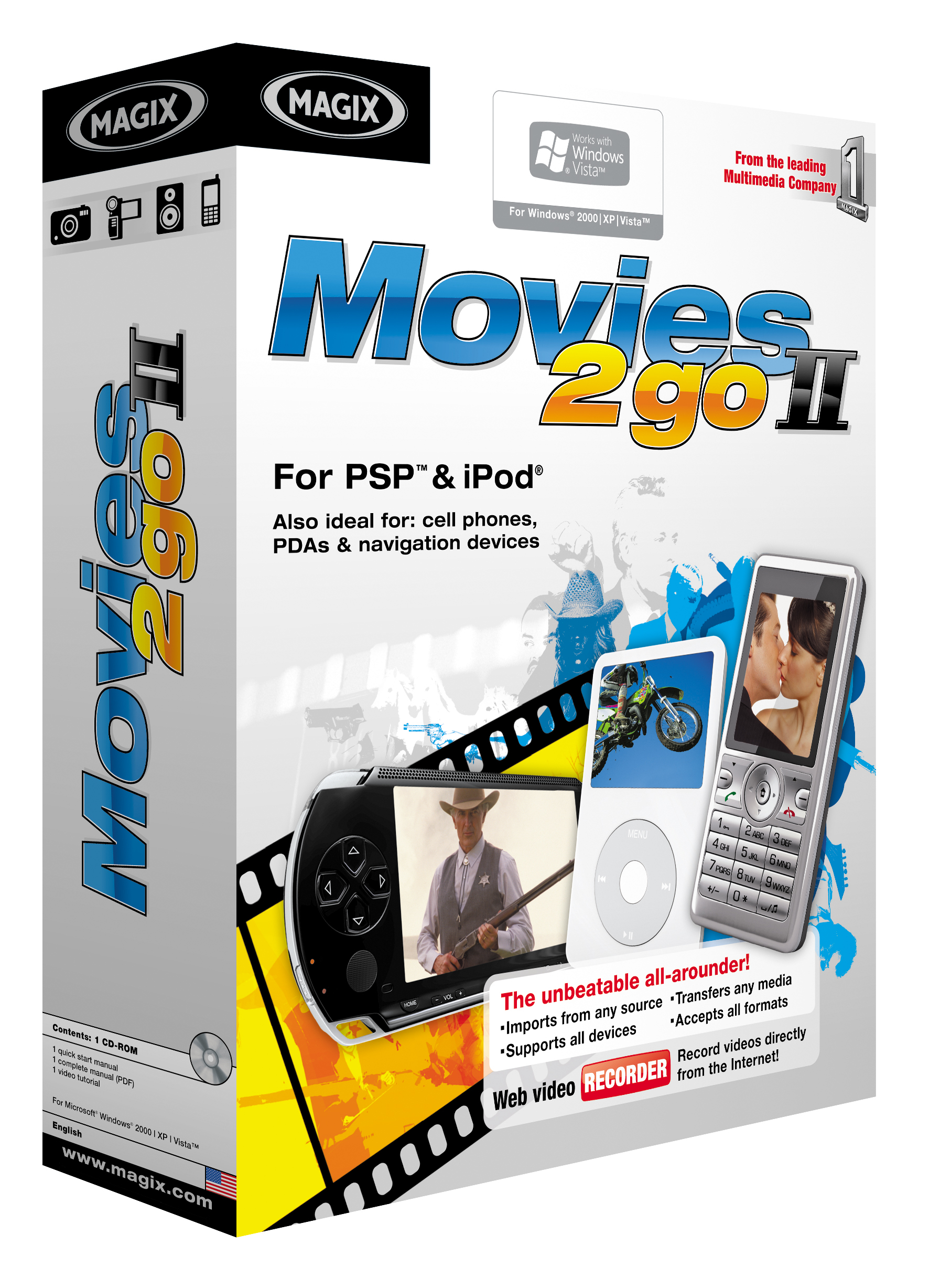 MAGIX Movies2go